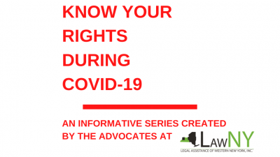 Know Your Rights During COVID-19